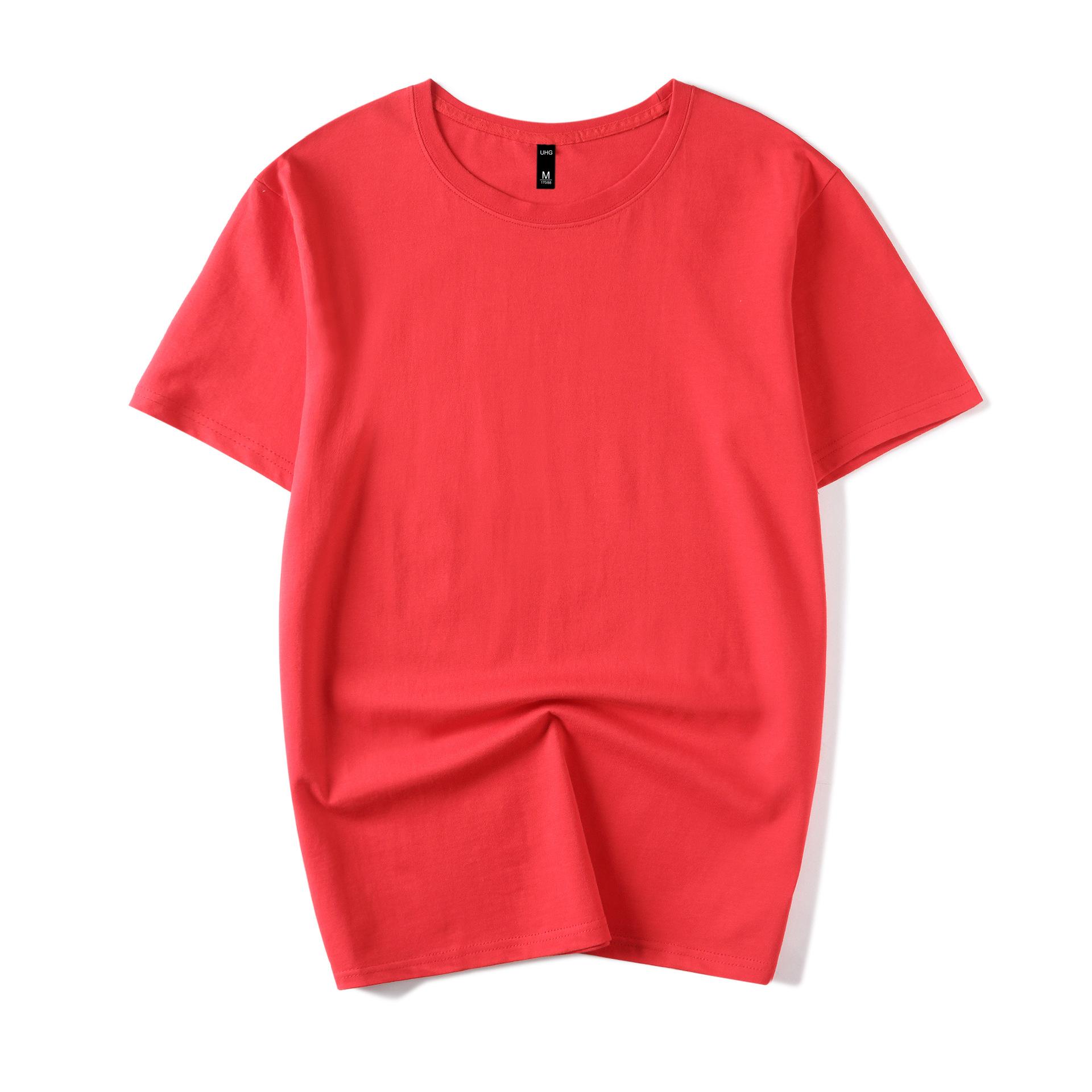 Red Men's short sleeve T-shirt