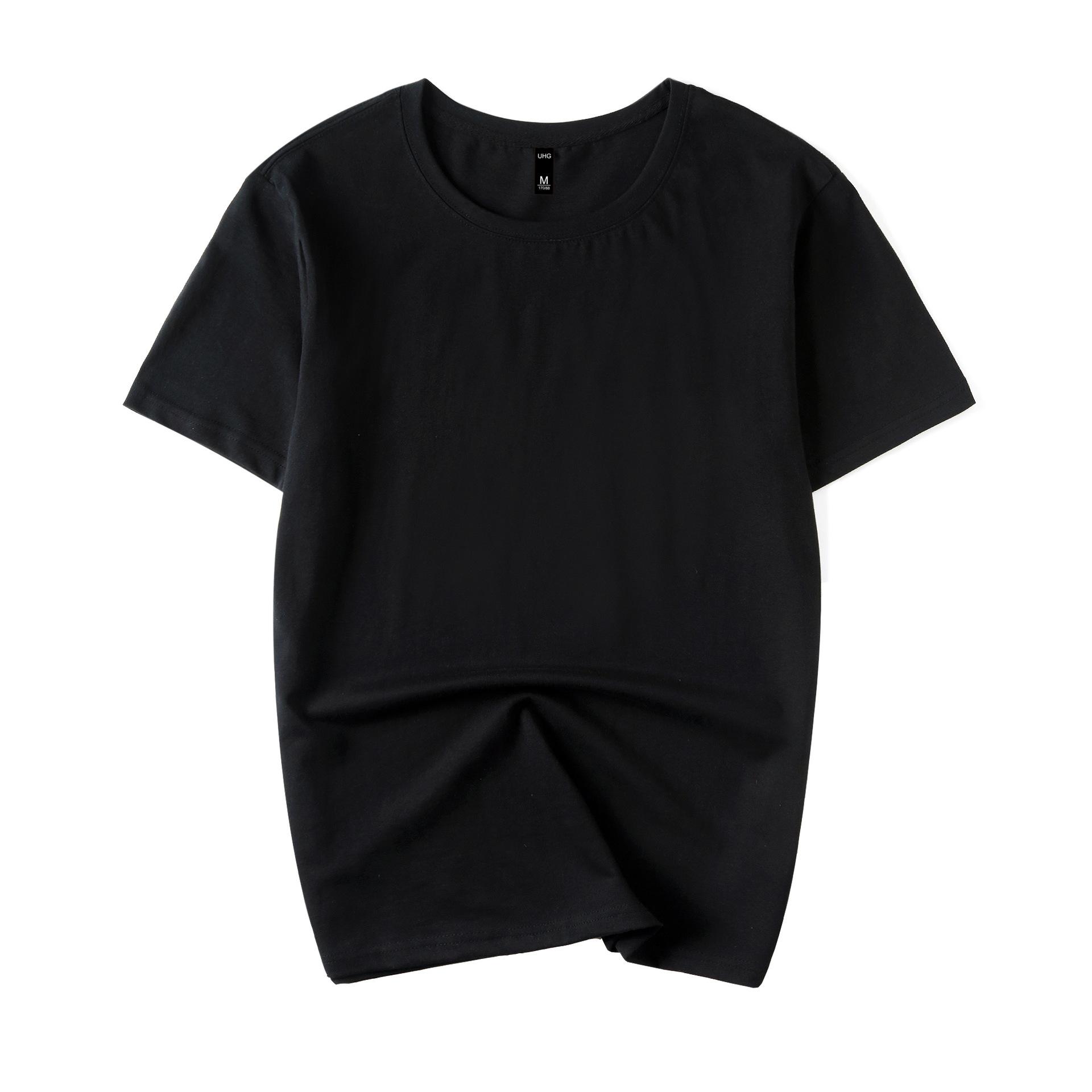 Black Men's short sleeve T-shirt