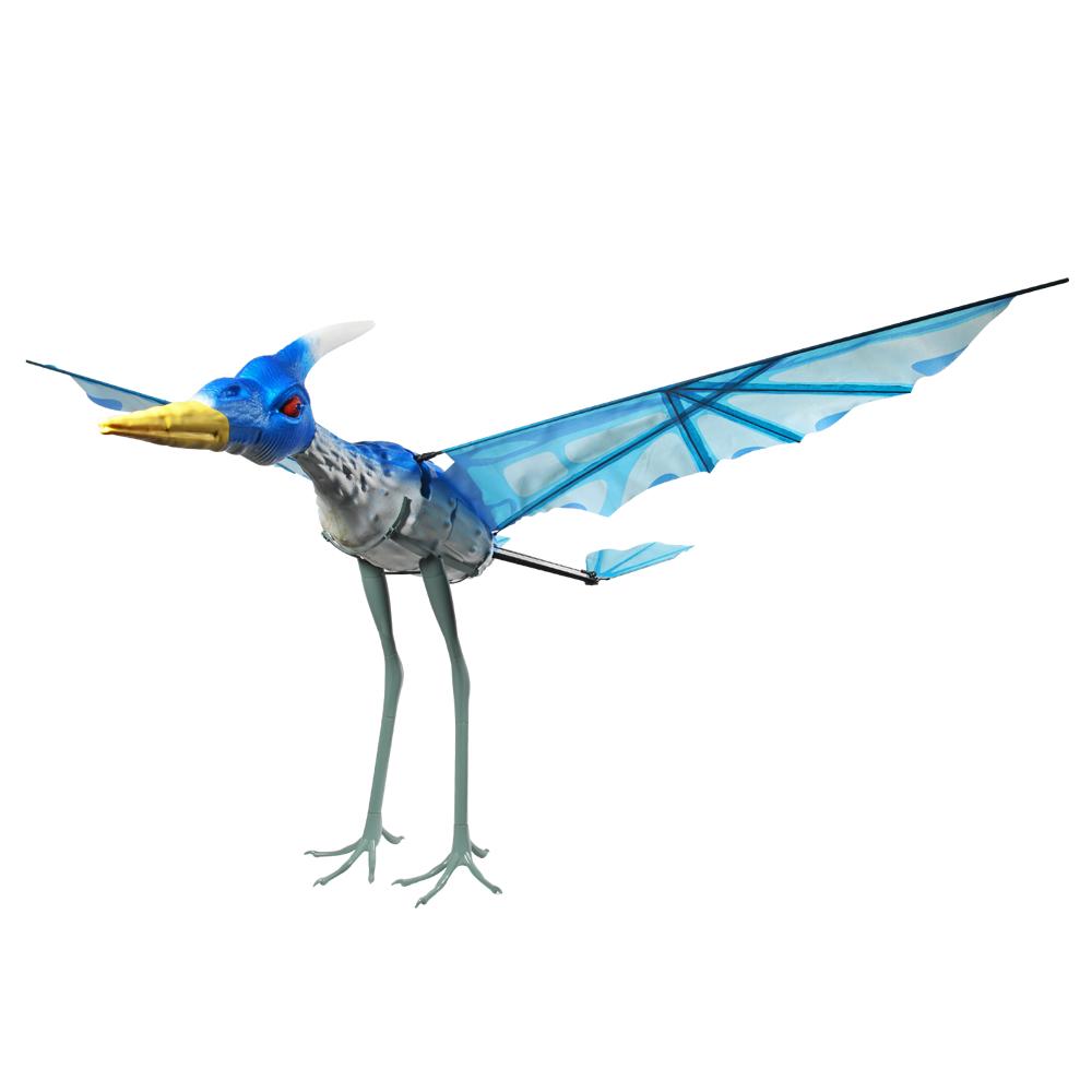 Blue Pterosaur Ornithopter