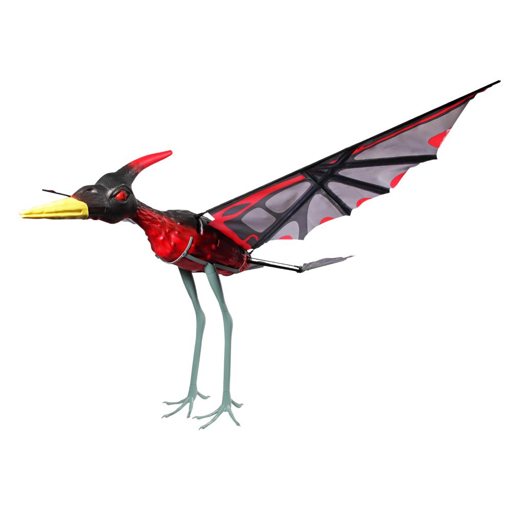 Black red Pterosaur Ornithopter