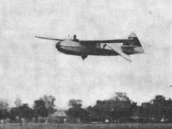 Schmid 1942 Ornithopter