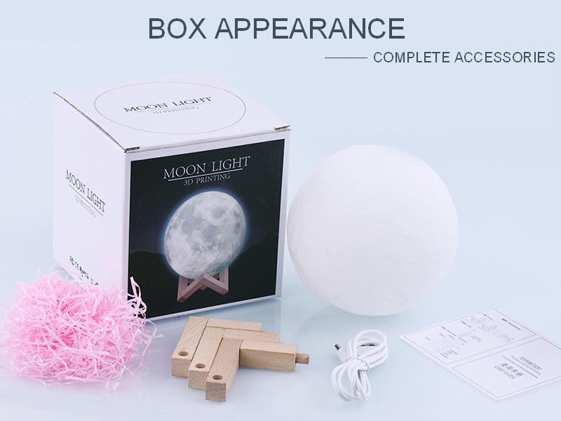 BOX APPEARANCE
